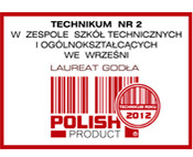 laureat godła polish product 2012